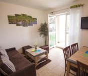 Apartament Zielony